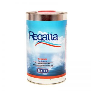 regatta thinner 77 36-0095