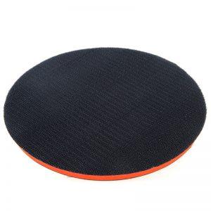 velcro pad black 180 front
