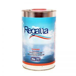 regatta thinner 77 36-0095