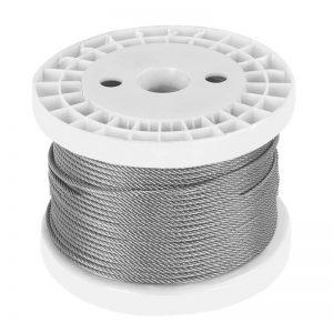 03-0083 – 03-0087 Galvanized wire rope