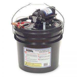 17-0206 oil change bucket SHURflo