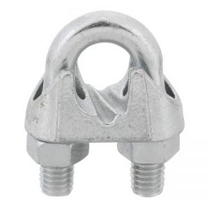 05-0024 Campbell-Metal-Wire-Rope-Clip