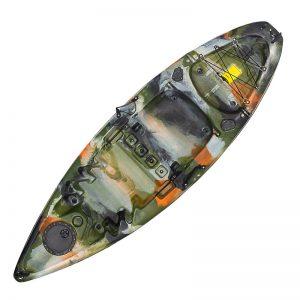 30-0066 ray kayak orange camo
